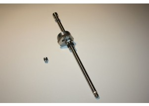 Probe bovenstuk RVS 316, hoogte verstelling 400 mm (KIWA)
